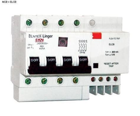 circuit protection elcb mcb manufacturer from new delhi