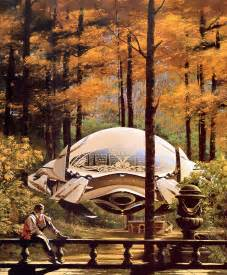 Sci-Fi Concept Art Books