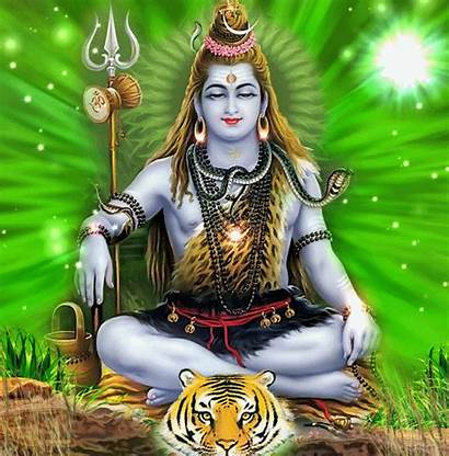 Shiva Hindu Gifs God Animation Gods Parvati