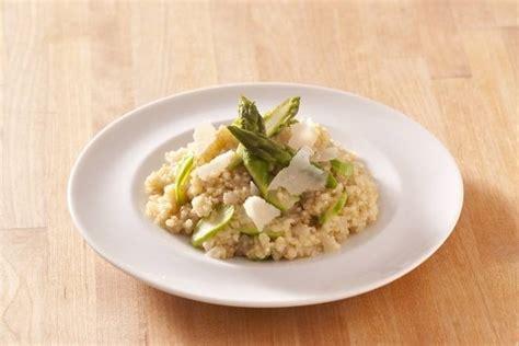 cuisine vin blanc recette de risotto de quinoa et asperges vertes facile et