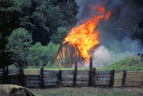 Burning Barn, Photo File, #1573502