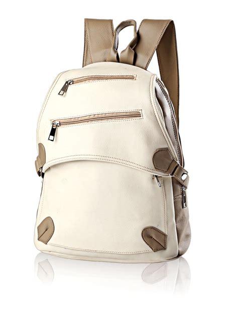jual tas ransel wanita backpack wanita tas punggung wanita tas wanita bcreamsbl016