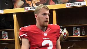 One On One With 49ers Rookie Qb C J Beathard Niners Nation