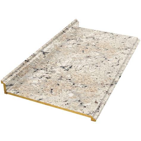 shop vti fine laminate countertops 12 ft ouro romano