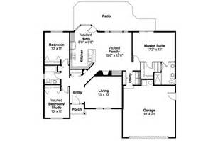 floor plans ranch ranch house plans bingsly 30 532 associated designs