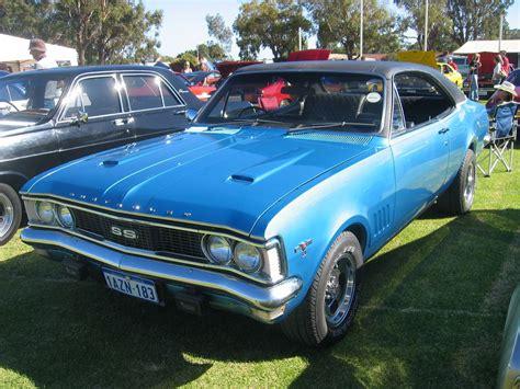 Holden Monaro (south African Export)