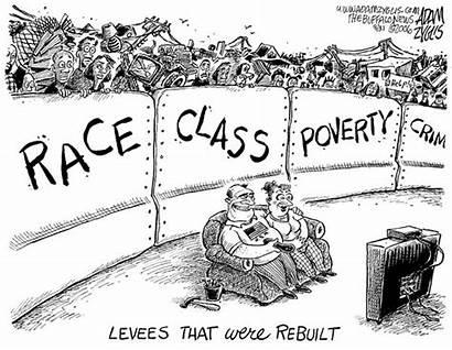 Racism Culture Mind Racial Poverty Cartoon Trump