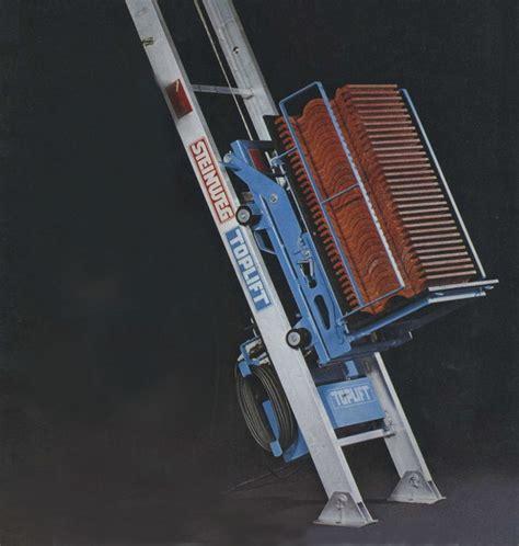 Ladder Hoist Hire Glasgow - Scot Hoist Ltd Scot Hoist