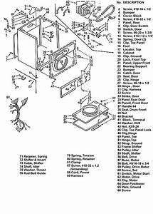 Whirlpool Parts  Whirlpool Estate Washer Parts