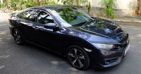 honda civic rs review price specs features