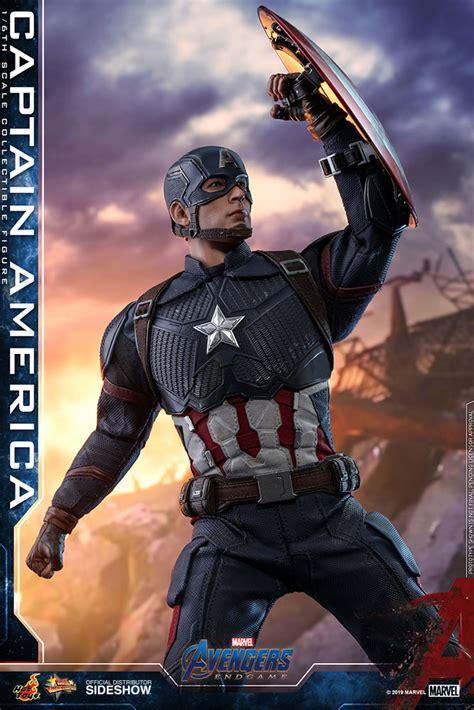Hot Toys Captain America Avengers: Endgame Movie ...