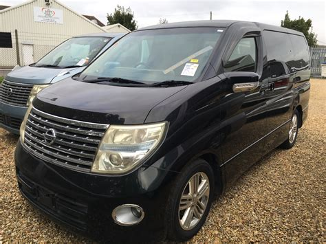 Nissan Elgrand Image by Used Nissan Elgrand Cars Second Nissan Elgrand