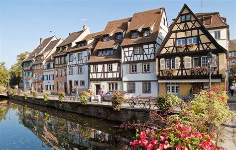 Strasbourg Small France Alsace