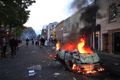London Riots Photos August 2011