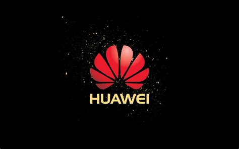 wallpaper huawei logo hd technology