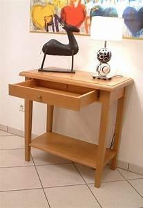 Kleiner Schreibtisch Mit Schublade : couchtisch wohnzimmertisch beistelltisch wandtisch kleiner tisch eiche massiv modell ~ Indierocktalk.com Haus und Dekorationen