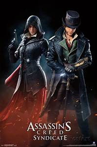 Assassins Creed Syndicate - Evie And Jacob | Nerd ...