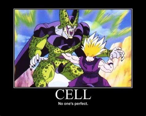 Perfect Cell Meme - cell dbz memes
