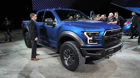 2017 Ford F-150 Raptor Confirmed With 450 Hp & 510 Lb-ft