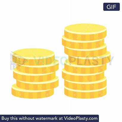 Coins Icon Coin Gifs Animated Animation Accounting