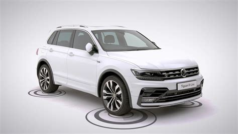 2020 Volkswagen Tiguan R Line by A Closer Look At The Volkswagen Tiguan R Line