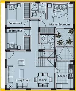 Plan Maison Marocaine 100m2  2020