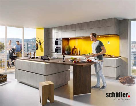 Schüller Küche Elba Für Ein Modernes Kochen