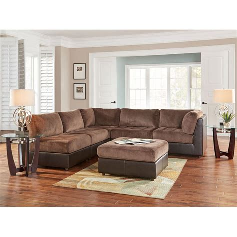 livingroom furniture woodhaven industries sectionals 6 hennessy living