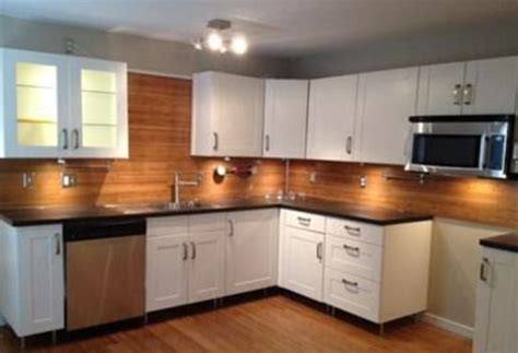 wood kitchen backsplash wood backsplash for the home