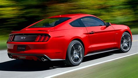 2015 ford mustang v8 gt review carsguide