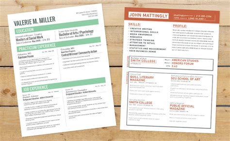 Custom Resume by Custom Resume Design Honest House Creative