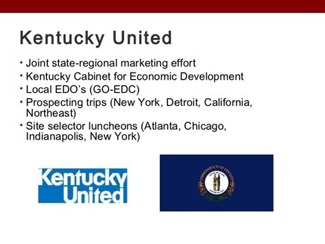 kentucky cabinet for economic development kentucky cabinet for economic development strategic plan