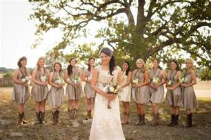 country wedding bridesmaid dresses vintage country style wedding rustic wedding chic