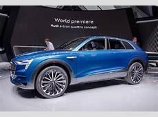 Audi etron Quattro Concept komt in 2018 Autonieuws