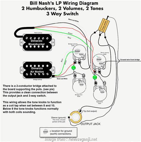 Humbucker Switch Guitar Wiring Best Diagram