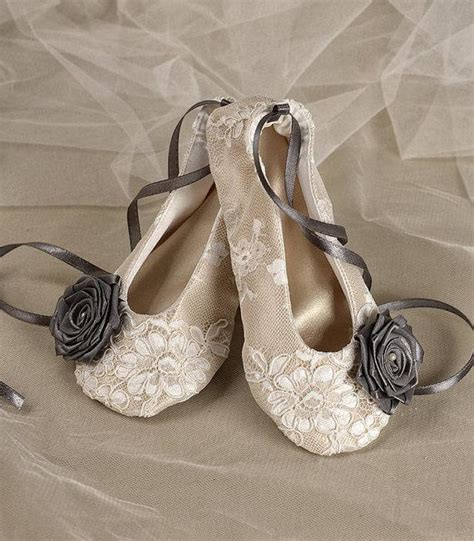 satin flower girl shoes baby toddle ballet flats