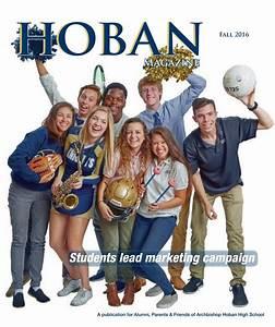 Hoban magazine fall 2016 by Archbishop Hoban High School ...