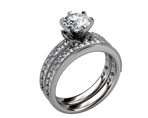 inexpensive rings wedding promise