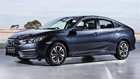 Honda Civic Sedan by 2016 Honda Civic Sedan Review Drive Carsguide
