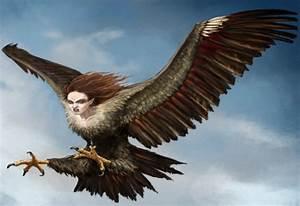 Harpies - The Monsters Of Greek Mythology | Stillunfold