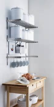kitchen wall shelves ideas 65 ingenious kitchen organization tips and storage ideas