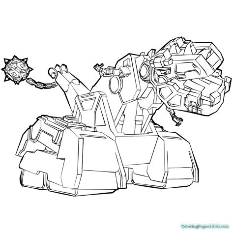 Dinotrux Kleurplaat by Dinotrux Revvit Coloring Pages Sketch Coloring Page