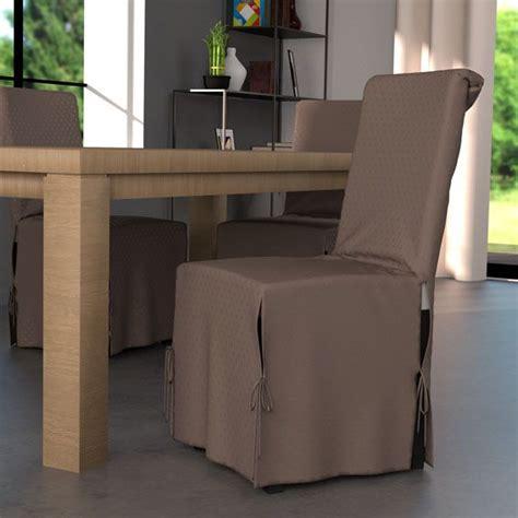 housse de chaise taupe housse de chaise palermo taupe housse de canapé chaise