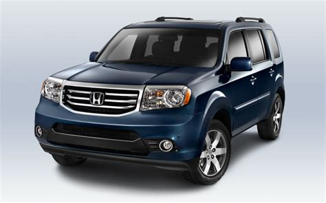 honda pilot top speed