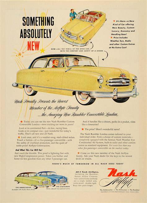Cars We Remember: Nash Rambler and Henry J | BestRide