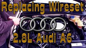 How To Change Ignition Wires On 1999 A6 2 8l
