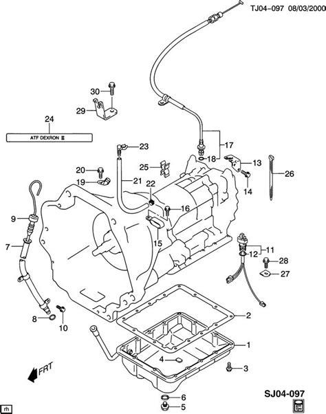 Cd4e Wiring Diagram by Isuzu Rodeo Repair Manual Wiring Diagrams
