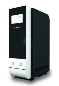 In wernau bei stuttgart entwickeln und fertigen wir innovative produkte der brennwerttechnik. Bosch Opens Hydrogen-Capable Fuel Cell Pilot Plant at the ...