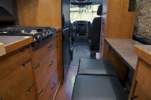 DIY Camper Van Conversion Sprinter