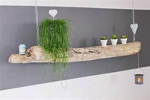Treibholz Deko Wand : diy schwemmholz h ngeregal ideen rund ums haus driftwood wood und home decor ~ Eleganceandgraceweddings.com Haus und Dekorationen